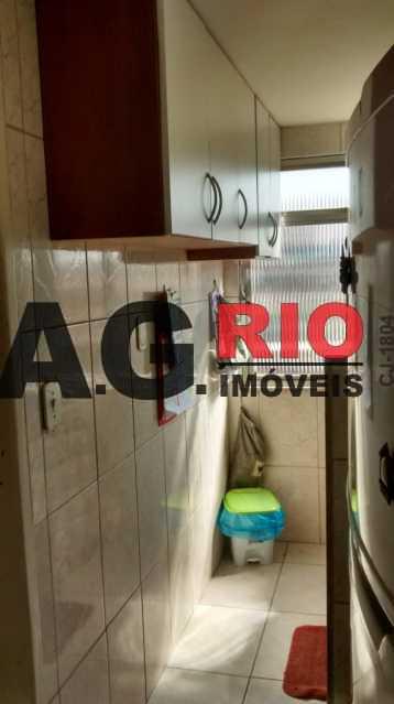 15 - Apartamento 2 quartos à venda Rio de Janeiro,RJ - R$ 220.000 - FRAP20194 - 16