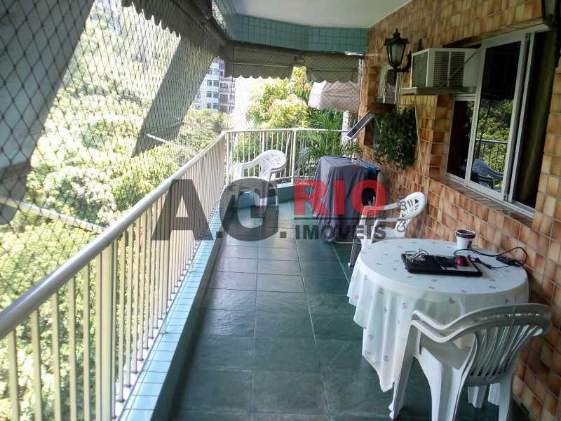 IMG_20190124_111243 - Apartamento 3 quartos à venda Rio de Janeiro,RJ - R$ 550.000 - FRAP30076 - 6