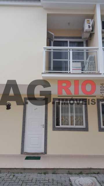 WhatsApp Image 2020-02-19 at 1 - Casa de Vila 2 quartos à venda Rio de Janeiro,RJ - R$ 399.000 - TQCV20023 - 1