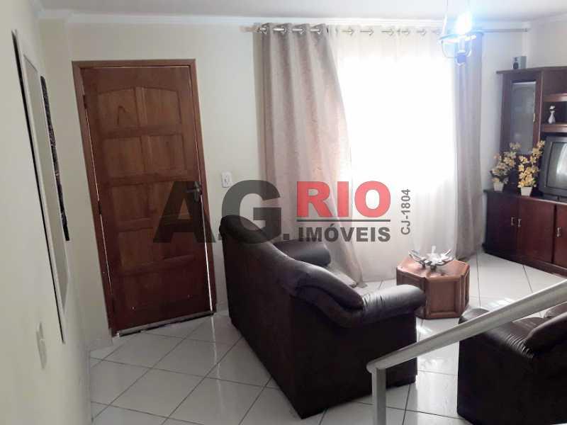 1. foto sala - Casa em Condomínio 2 quartos à venda Rio de Janeiro,RJ - R$ 430.000 - VVCN20049 - 1
