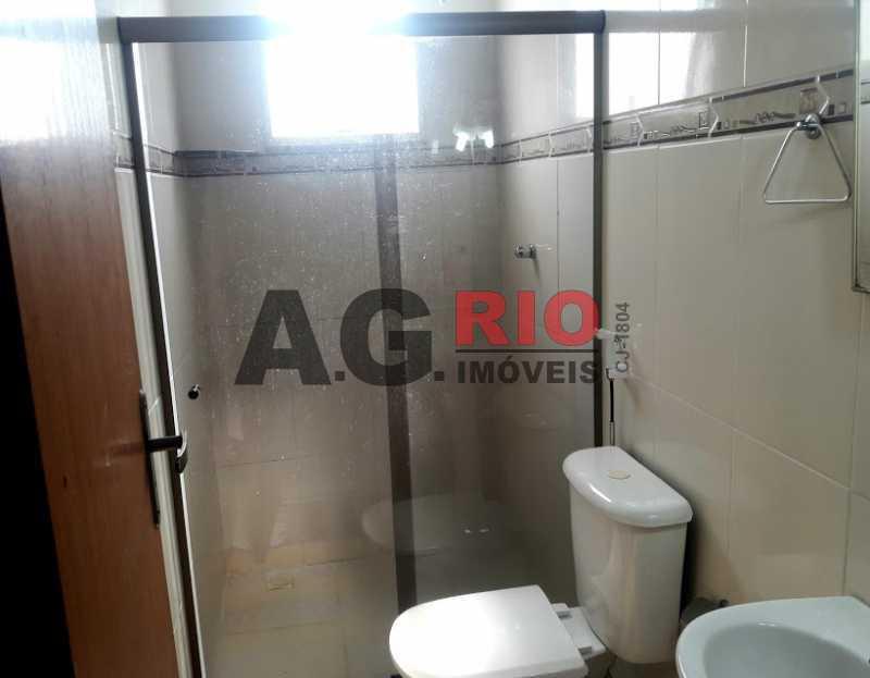 6. banheiro social - Casa em Condomínio 2 quartos à venda Rio de Janeiro,RJ - R$ 430.000 - VVCN20049 - 7