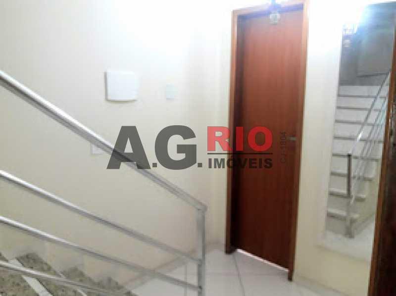 7. cooredor - Casa em Condomínio 2 quartos à venda Rio de Janeiro,RJ - R$ 430.000 - VVCN20049 - 8