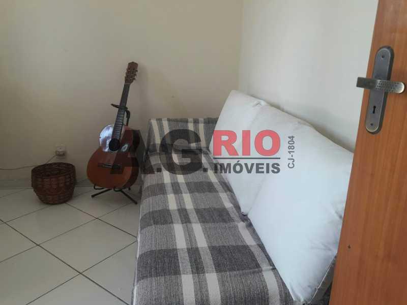 8. quarto solteiro - Casa em Condomínio 2 quartos à venda Rio de Janeiro,RJ - R$ 430.000 - VVCN20049 - 9