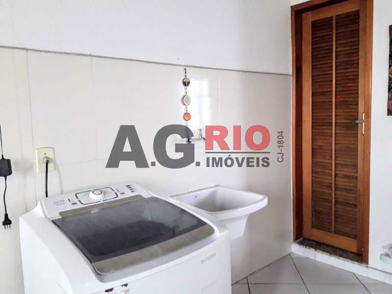 11. terraço - Casa em Condomínio 2 quartos à venda Rio de Janeiro,RJ - R$ 430.000 - VVCN20049 - 12