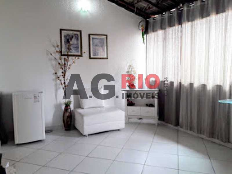 13. terraço - Casa em Condomínio 2 quartos à venda Rio de Janeiro,RJ - R$ 430.000 - VVCN20049 - 14