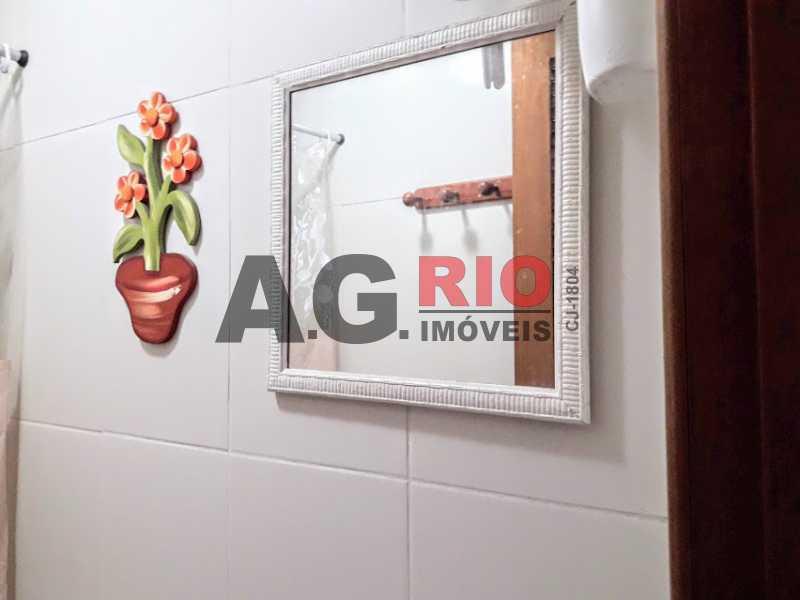 16. banheiro terraço - Casa em Condomínio 2 quartos à venda Rio de Janeiro,RJ - R$ 430.000 - VVCN20049 - 17