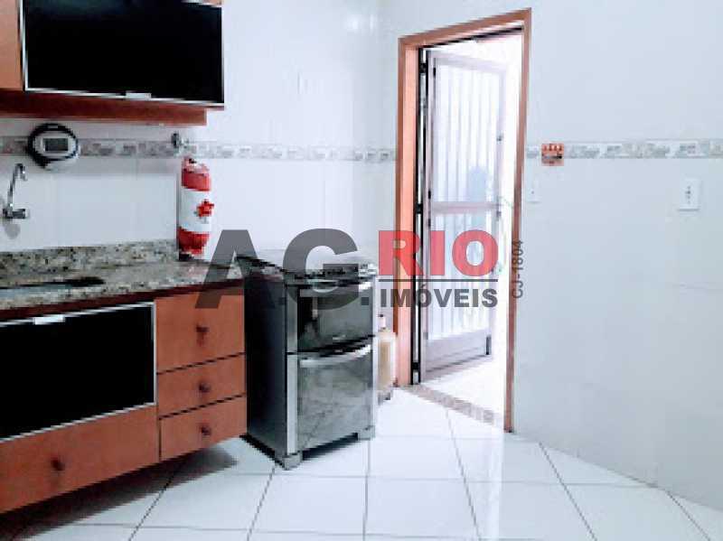 17. cozinha - Casa em Condomínio 2 quartos à venda Rio de Janeiro,RJ - R$ 430.000 - VVCN20049 - 18