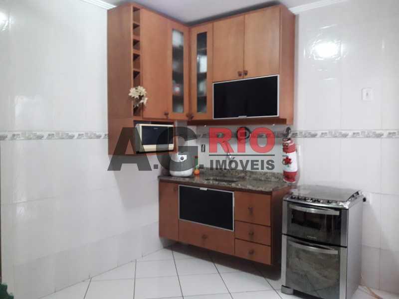 19. cozinha - Casa em Condomínio 2 quartos à venda Rio de Janeiro,RJ - R$ 430.000 - VVCN20049 - 20