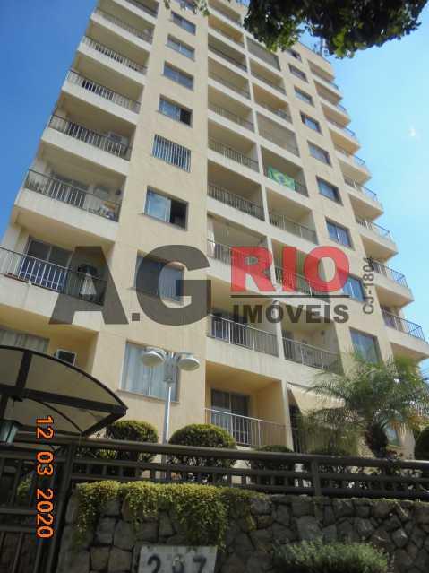 1 - Apartamento Rio de Janeiro, Vila Valqueire, RJ Para Alugar, 2 Quartos, 48m² - VVAP20633 - 1