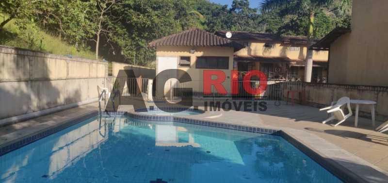 Catonho 1. - Casa em Condomínio Rio de Janeiro, Jardim Sulacap, RJ À Venda, 2 Quartos, 78m² - VVCN20052 - 4