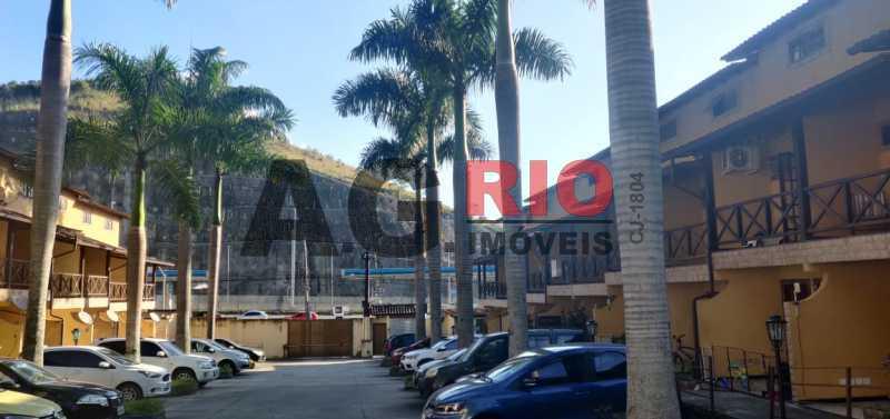 Catonho 4. - Casa em Condomínio Rio de Janeiro, Jardim Sulacap, RJ À Venda, 2 Quartos, 78m² - VVCN20052 - 1