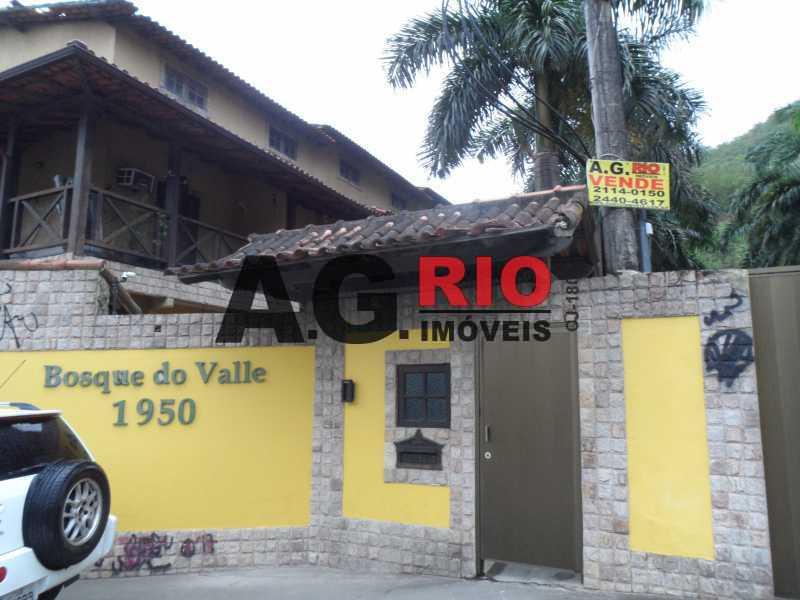 1 - Casa em Condomínio 2 quartos à venda Rio de Janeiro,RJ - R$ 210.000 - FRCN20020 - 4