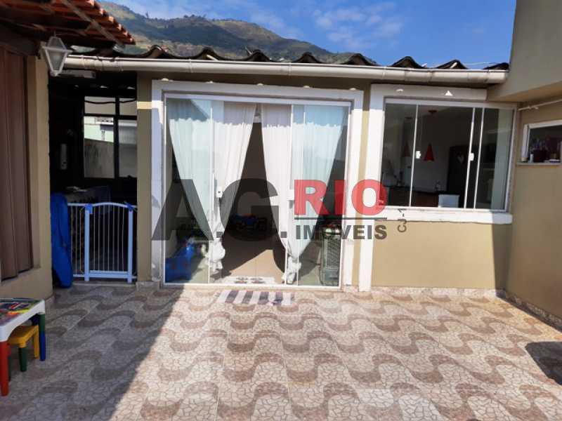 IMG_20200603_103521068_HDR - Casa em Condomínio 3 quartos à venda Rio de Janeiro,RJ - R$ 420.000 - VVCN30101 - 17