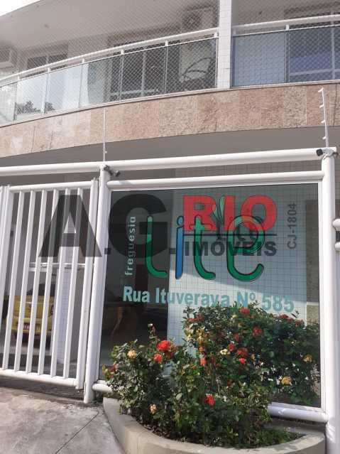 481f8126-0fb5-4b40-bdcc-a19300 - Apartamento 2 quartos para alugar Rio de Janeiro,RJ - R$ 1.200 - TQAP20447 - 3