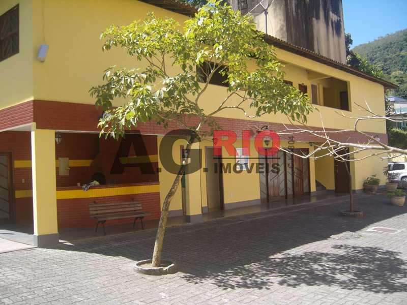 0.2areaexternasalaodefestas - Casa em Condomínio 3 quartos à venda Rio de Janeiro,RJ - R$ 299.000 - VVCN30103 - 3