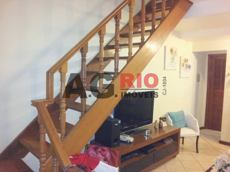3.2sala - Casa em Condomínio 3 quartos à venda Rio de Janeiro,RJ - R$ 299.000 - VVCN30103 - 8