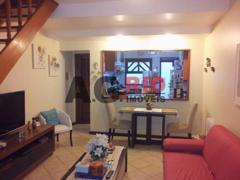 3sala - Casa em Condomínio 3 quartos à venda Rio de Janeiro,RJ - R$ 299.000 - VVCN30103 - 9