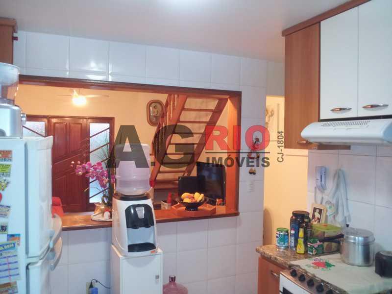 4.1cozinha - Casa em Condomínio 3 quartos à venda Rio de Janeiro,RJ - R$ 299.000 - VVCN30103 - 10