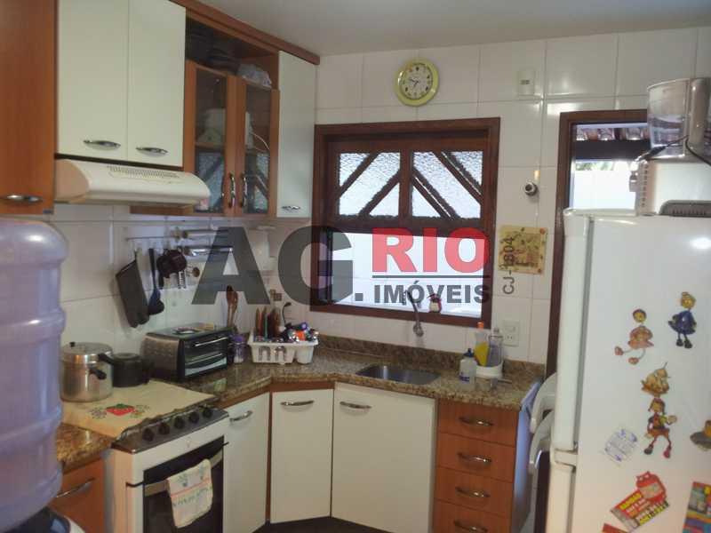 4cozinha - Casa em Condomínio 3 quartos à venda Rio de Janeiro,RJ - R$ 299.000 - VVCN30103 - 11