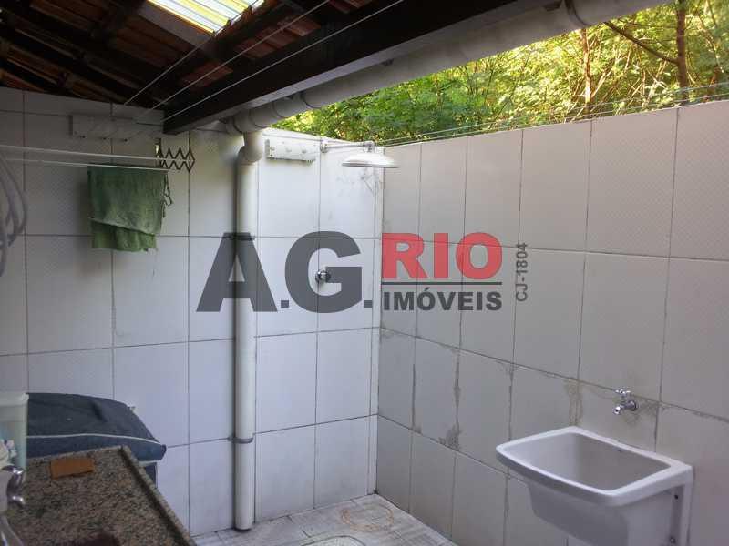 5.1areadeserviço - Casa em Condomínio 3 quartos à venda Rio de Janeiro,RJ - R$ 299.000 - VVCN30103 - 12