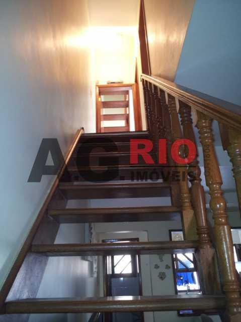 8.1escadaterreoprimeiroanda - Casa em Condomínio 3 quartos à venda Rio de Janeiro,RJ - R$ 299.000 - VVCN30103 - 17