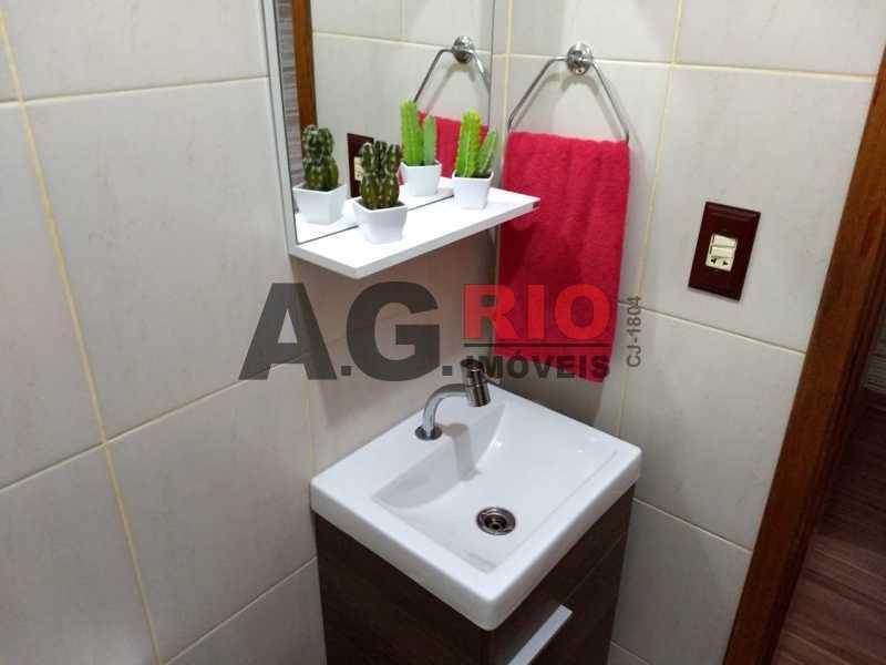 IMG-20200604-WA0020 - Casa em Condomínio 2 quartos à venda Rio de Janeiro,RJ - R$ 390.000 - TQCN20051 - 9