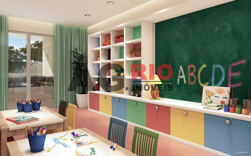 Expand-Brinquedoteca - Apartamento 3 quartos à venda Rio de Janeiro,RJ - R$ 687.500 - VVAP30216 - 3