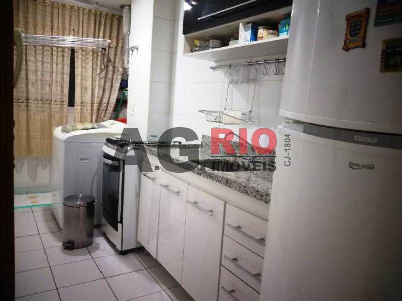 4.foto cozinha - Apartamento 2 quartos à venda Rio de Janeiro,RJ - R$ 260.000 - VVAP20671 - 7