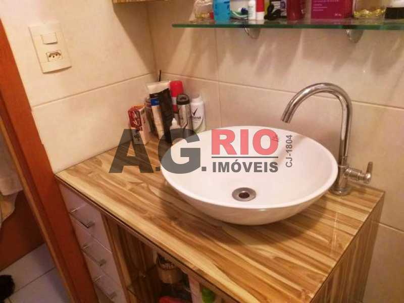 5. foto banheiro - Apartamento 2 quartos à venda Rio de Janeiro,RJ - R$ 260.000 - VVAP20671 - 5