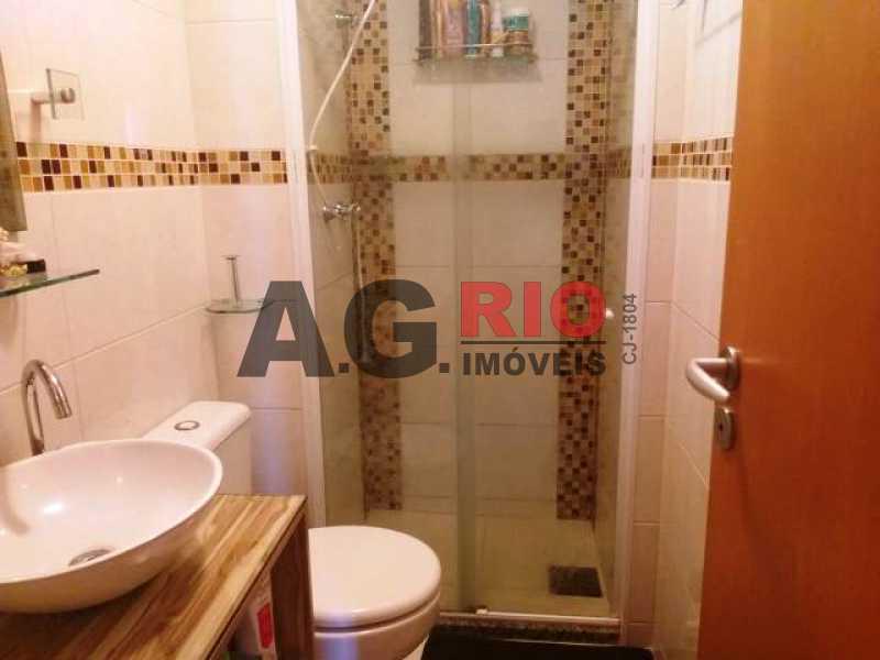 6. foto banheiro - Apartamento 2 quartos à venda Rio de Janeiro,RJ - R$ 260.000 - VVAP20671 - 4