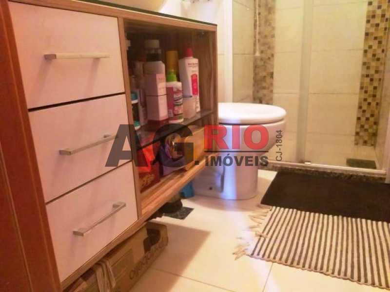 8. banheiro - Apartamento 2 quartos à venda Rio de Janeiro,RJ - R$ 260.000 - VVAP20671 - 12