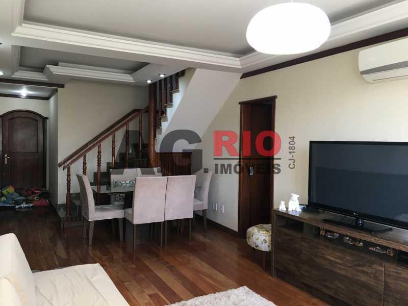 2 - Cobertura 3 quartos à venda Rio de Janeiro,RJ - R$ 900.000 - VVCO30033 - 3