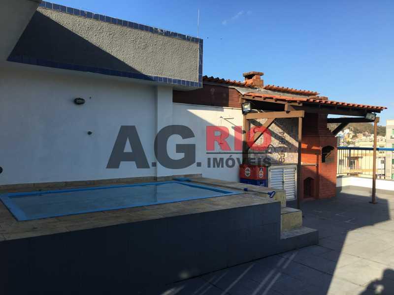 18 - Cobertura 3 quartos à venda Rio de Janeiro,RJ - R$ 900.000 - VVCO30033 - 19