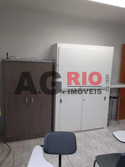 13ee5ae8-f968-444f-9a3b-f4c6e5 - Sala Comercial 30m² para alugar Rio de Janeiro,RJ - R$ 800 - TQSL00025 - 9