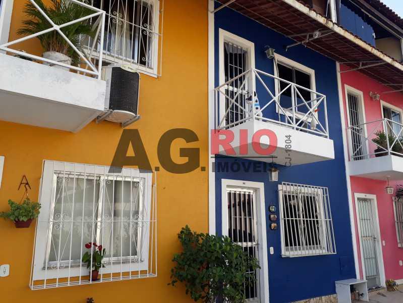 20201001_144415 - Casa em Condomínio 2 quartos à venda Rio de Janeiro,RJ - R$ 330.000 - TQCN20053 - 4
