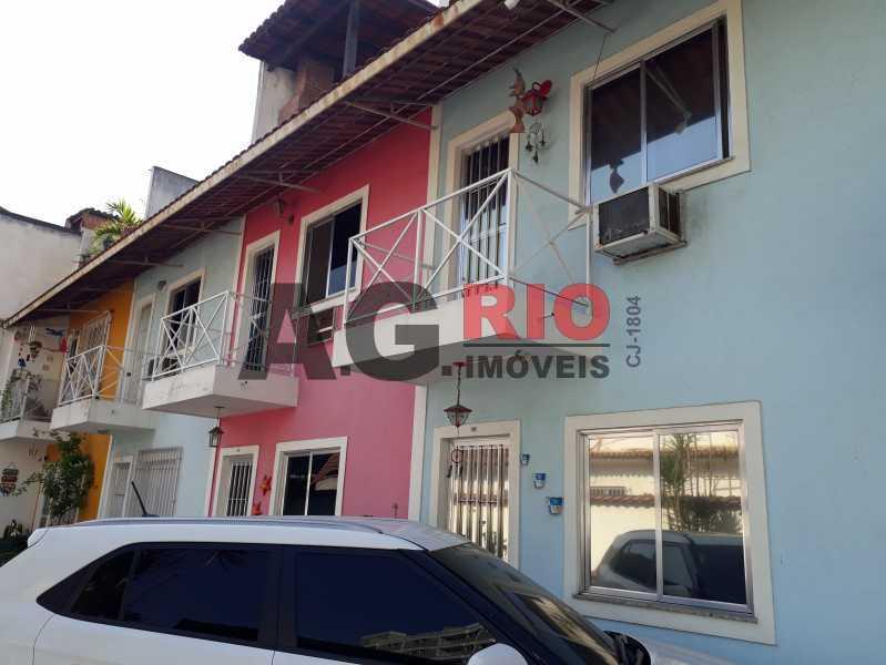 20201001_144418 - Casa em Condomínio 2 quartos à venda Rio de Janeiro,RJ - R$ 330.000 - TQCN20053 - 19