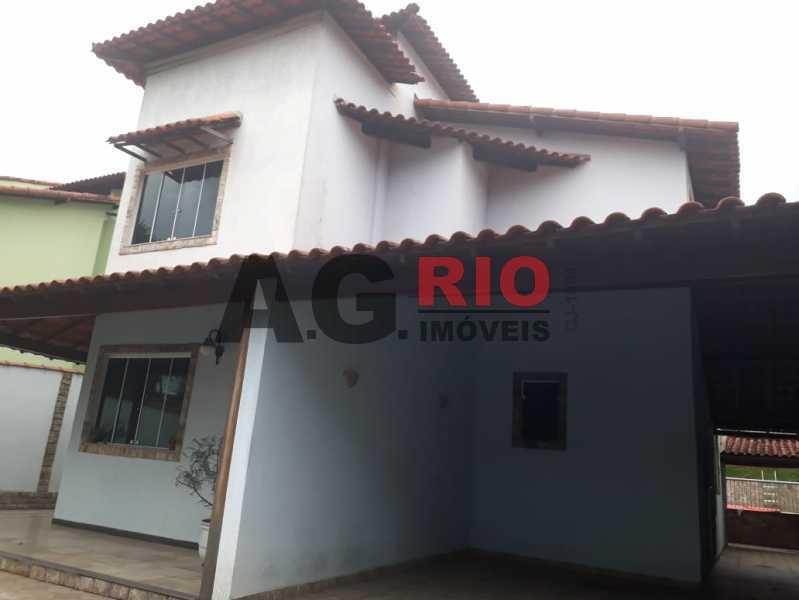 WhatsApp Image 2020-10-08 at 1 - Casa de Vila 5 quartos à venda Rio de Janeiro,RJ - R$ 1.400.000 - FRCV50001 - 1
