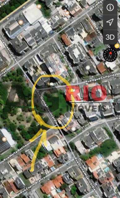 5. - Terreno 1089m² à venda Rio de Janeiro,RJ - R$ 4.480.000 - VVUF00009 - 1
