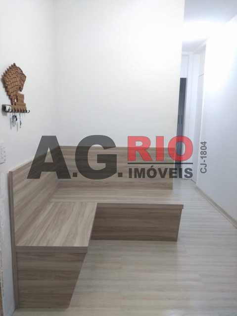 canto alemão sala - Apartamento 2 quartos à venda Rio de Janeiro,RJ - R$ 209.000 - TQAP20502 - 8