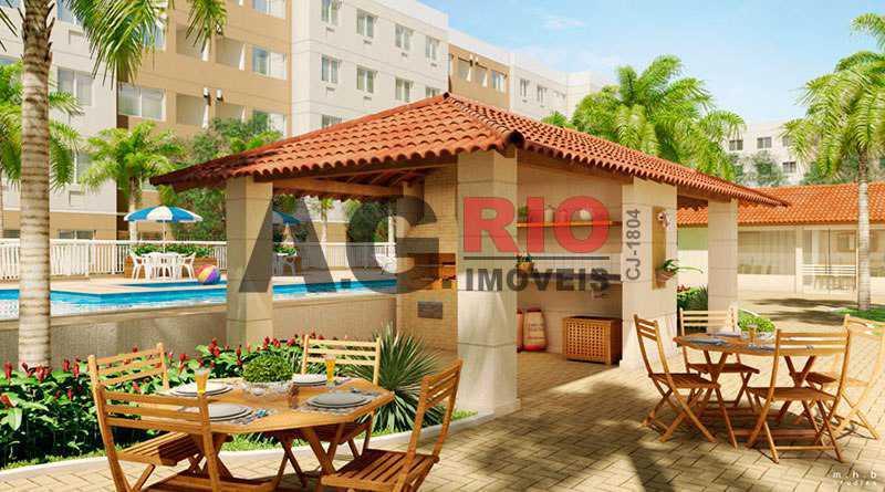 Churrasqueira - Apartamento 2 quartos à venda Rio de Janeiro,RJ - R$ 209.000 - TQAP20502 - 15