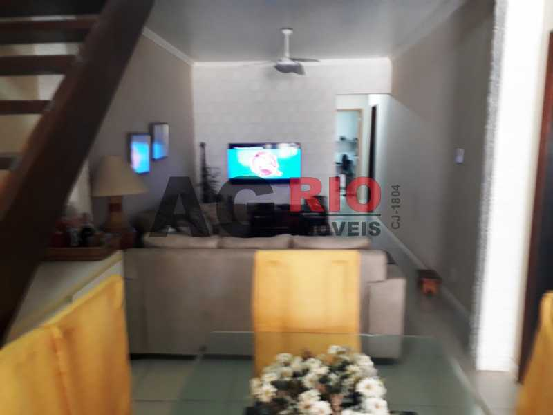 20201126_085153 - Casa de Vila 3 quartos à venda Rio de Janeiro,RJ - R$ 550.000 - TQCV30008 - 4