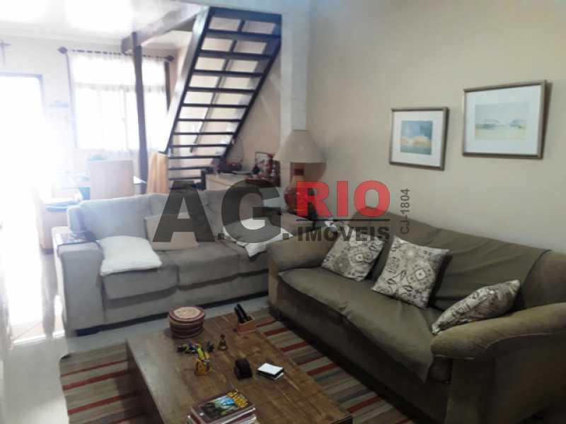 20201126_085218 - Casa de Vila 3 quartos à venda Rio de Janeiro,RJ - R$ 550.000 - TQCV30008 - 1