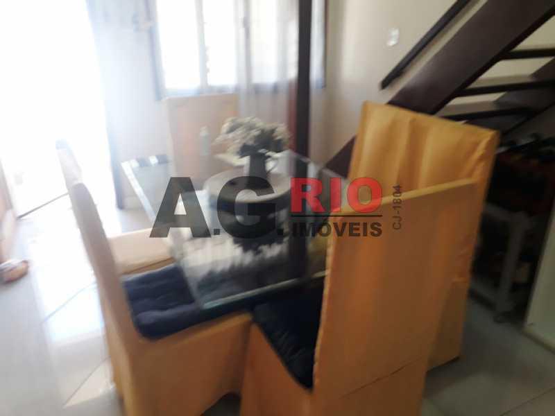 20201126_085225 - Casa de Vila 3 quartos à venda Rio de Janeiro,RJ - R$ 550.000 - TQCV30008 - 5