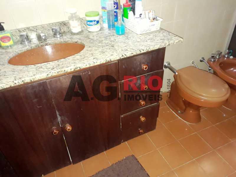 20201126_085418 - Casa de Vila 3 quartos à venda Rio de Janeiro,RJ - R$ 550.000 - TQCV30008 - 14
