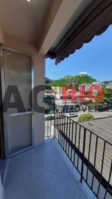 87e99831-1c9f-4704-9731-21ac83 - Apartamento 2 quartos para alugar Rio de Janeiro,RJ - R$ 900 - TQAP20527 - 1