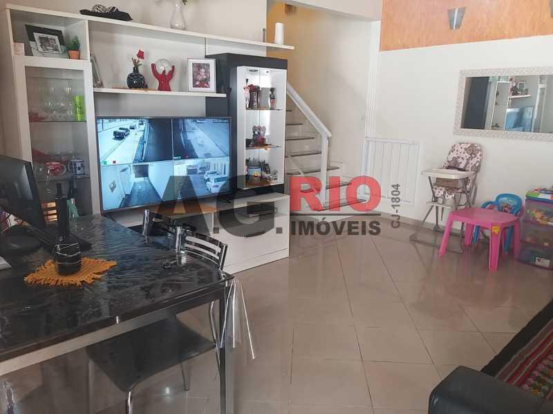 WhatsApp Image 2020-09-29 at 1 - Casa de Vila 2 quartos à venda Rio de Janeiro,RJ - R$ 415.000 - VVCV20082 - 1