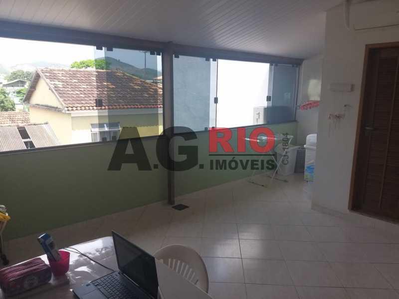 WhatsApp Image 2020-09-29 at 1 - Casa de Vila 2 quartos à venda Rio de Janeiro,RJ - R$ 415.000 - VVCV20082 - 14