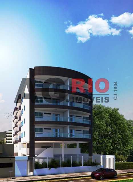 fachada 3 - Apartamento 2 quartos à venda Rio de Janeiro,RJ - R$ 350.000 - VVAP20858 - 16