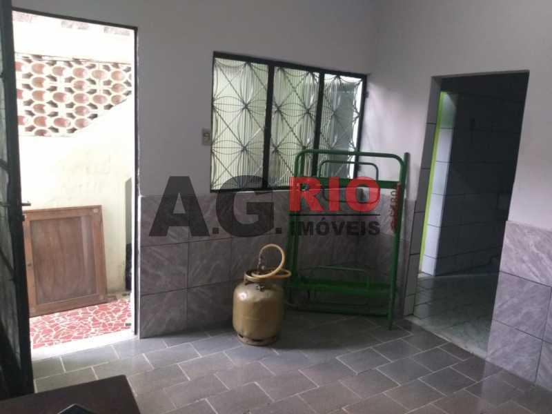 1. - Casa de Vila 1 quarto para alugar Rio de Janeiro,RJ - R$ 700 - VVCV10026 - 1