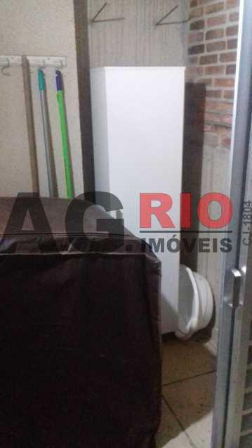 AREA DE SERVIÇO - Cobertura 2 quartos à venda Rio de Janeiro,RJ - R$ 450.000 - TQCO20019 - 16